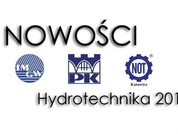 Sympozjum HYDROTECHNIKA XVIII 2016.