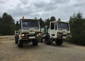 Projekt COGITO-MIN - Finlandia sejsmika 2d 3d inova univib