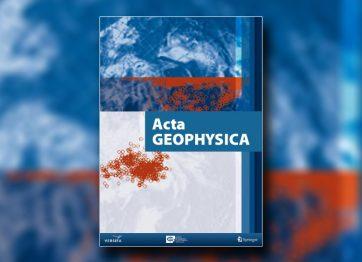 """Czasopismo """"Acta Geophysica"""""""